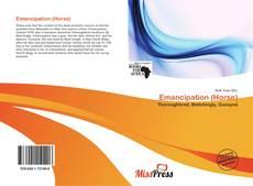Buchcover von Emancipation (Horse)