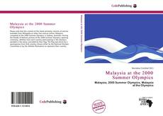 Malaysia at the 2000 Summer Olympics kitap kapağı