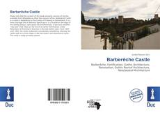Bookcover of Barberêche Castle