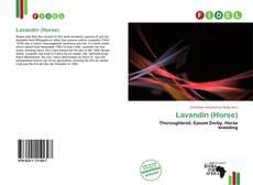 Portada del libro de Lavandin (Horse)