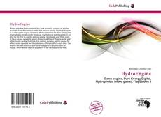 Bookcover of HydroEngine