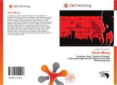 Bookcover of Nicki Minaj