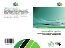 Bookcover of Hydrometeor Loading
