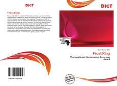 Frost King kitap kapağı
