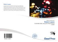 Bookcover of Robin Lopez