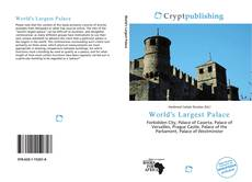 Bookcover of World's Largest Palace