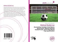 Bookcover of Helmut Gutiérrez
