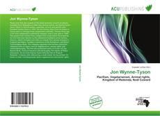 Couverture de Jon Wynne-Tyson