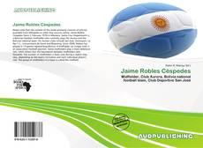 Buchcover von Jaime Robles Céspedes