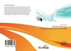 Portada del libro de Henbit (Horse)
