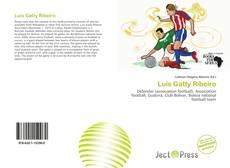 Luis Gatty Ribeiro kitap kapağı