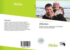 Buchcover von Affection