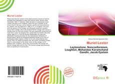 Bookcover of Muriel Lester