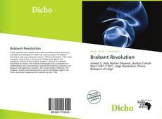 Capa do livro de Brabant Revolution