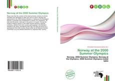 Buchcover von Norway at the 2000 Summer Olympics