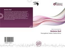 Buchcover von Beldale Ball