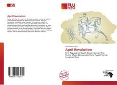 Capa do livro de April Revolution