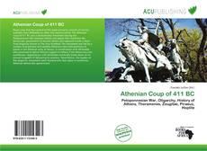 Capa do livro de Athenian Coup of 411 BC