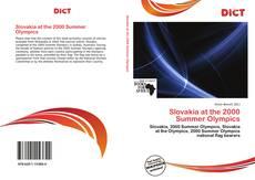 Buchcover von Slovakia at the 2000 Summer Olympics