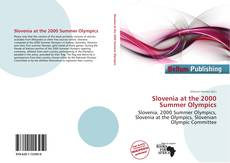 Buchcover von Slovenia at the 2000 Summer Olympics