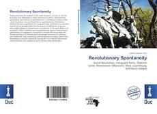 Bookcover of Revolutionary Spontaneity