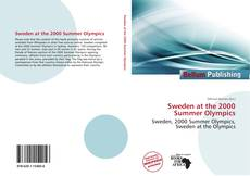 Sweden at the 2000 Summer Olympics的封面