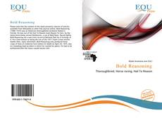 Bookcover of Bold Reasoning