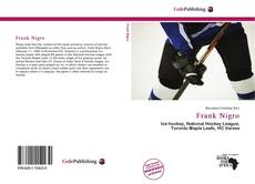 Bookcover of Frank Nigro