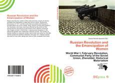 Capa do livro de Russian Revolution and the Emancipation of Women
