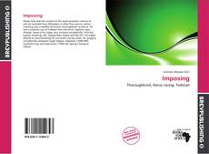 Buchcover von Imposing