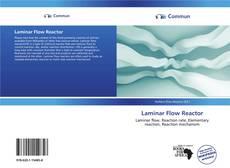 Buchcover von Laminar Flow Reactor
