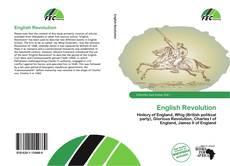 Capa do livro de English Revolution