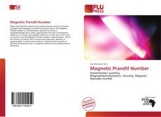 Bookcover of Magnetic Prandtl Number