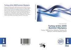 Buchcover von Turkey at the 2000 Summer Olympics