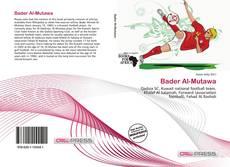 Bookcover of Bader Al-Mutawa