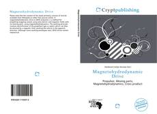 Bookcover of Magnetohydrodynamic Drive