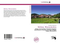 Copertina di Shilton, Warwickshire