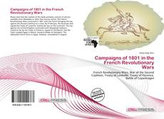 Обложка Campaigns of 1801 in the French Revolutionary Wars