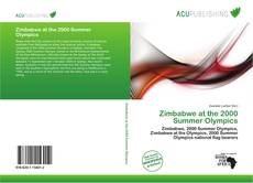 Bookcover of Zimbabwe at the 2000 Summer Olympics