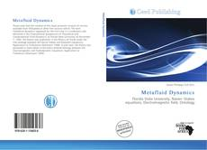 Bookcover of Metafluid Dynamics