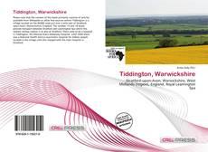 Copertina di Tiddington, Warwickshire