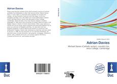 Bookcover of Adrian Davies