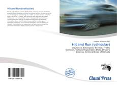 Couverture de Hit and Run (vehicular)