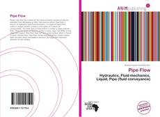 Bookcover of Pipe Flow