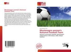 Bookcover of Montenegro women's National Football Team