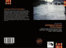 Buchcover von Intelligent Vehicle Technologies