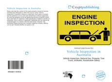 Copertina di Vehicle Inspection in Australia