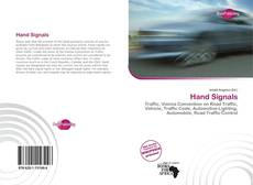 Bookcover of Hand Signals