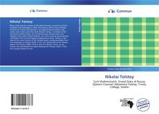 Bookcover of Nikolai Tolstoy