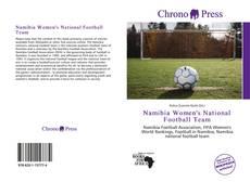 Namibia Women's National Football Team的封面